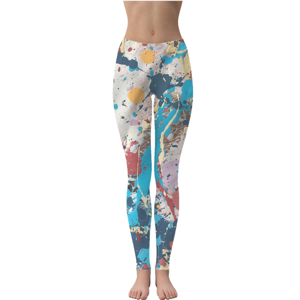 Abstract Beauty Leggings