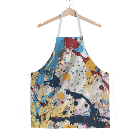 Abstract Beauty Classic Sublimation Adult Apron