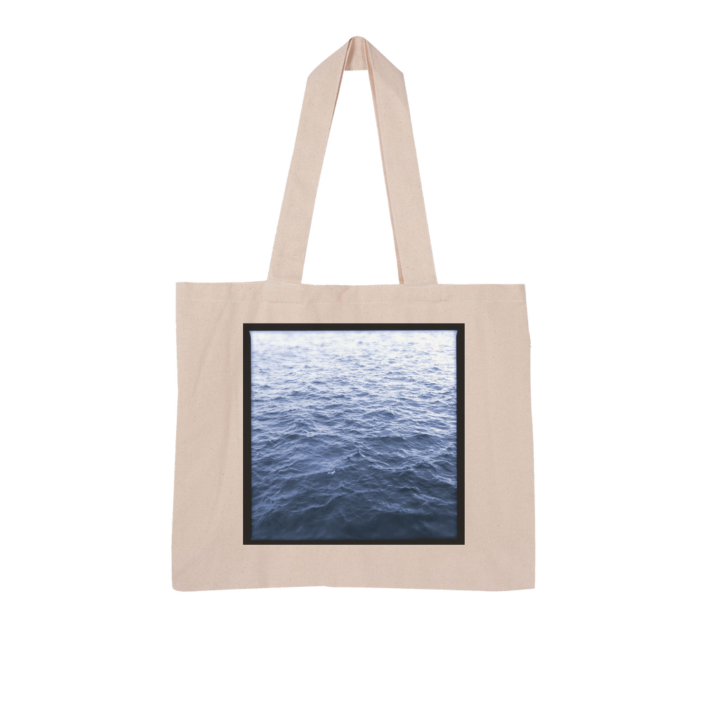 The new wave Large Organic Tote Bag
