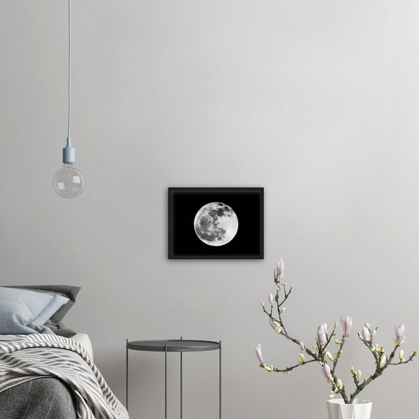 Moon Framed posters