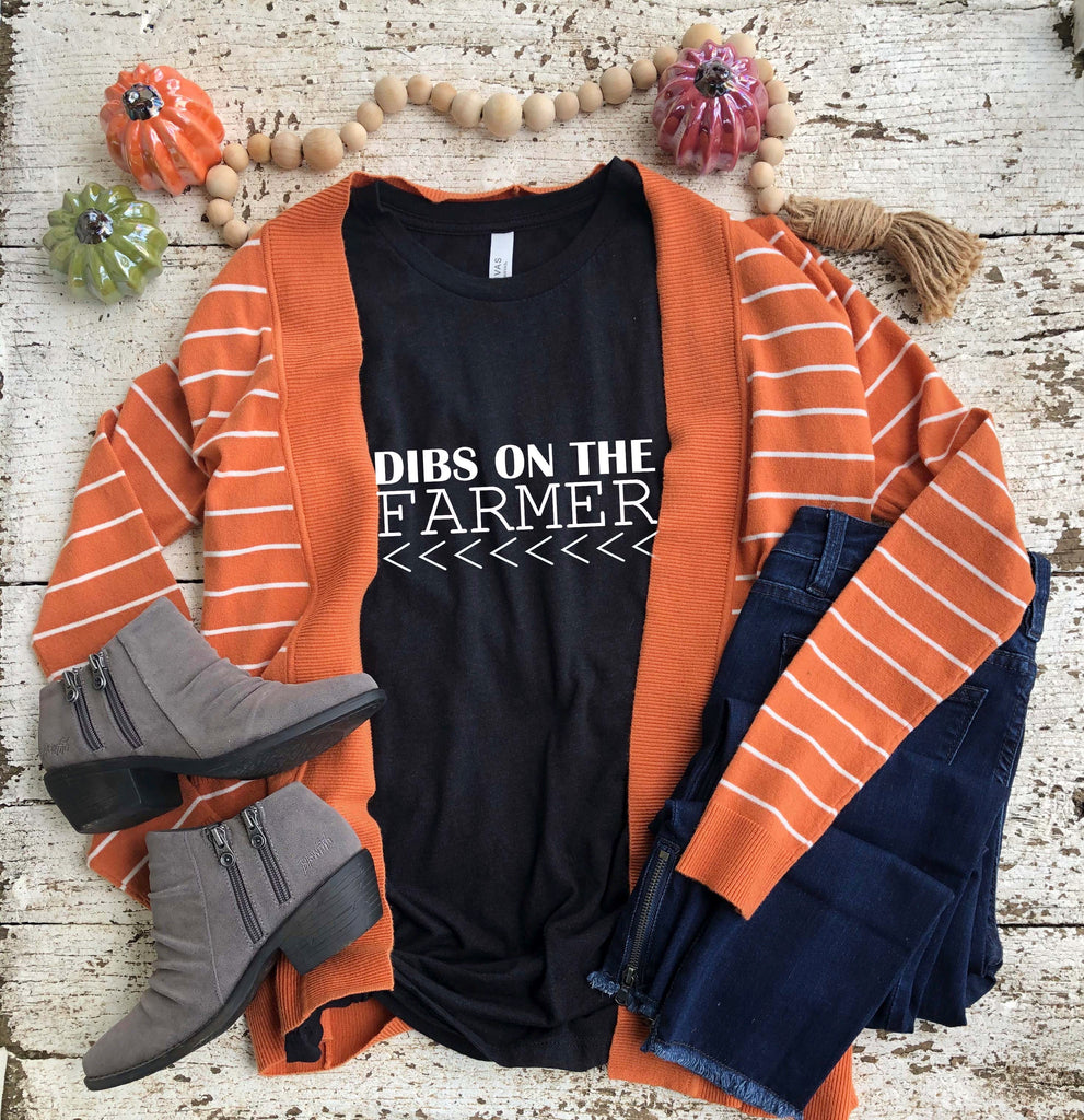 Dibs on the Farmer Tee