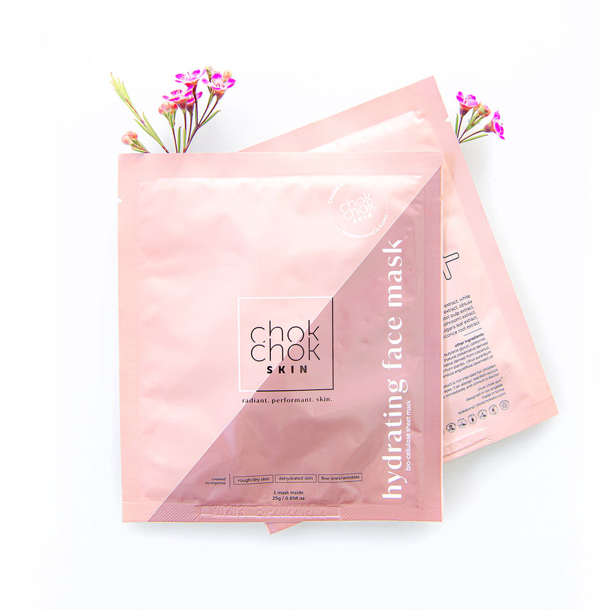 Bio-cellulose Hydrating Face Mask