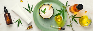 Cannabis Lifestyle includes hemp, parapernalia, glass water pipes, yoga and munchies