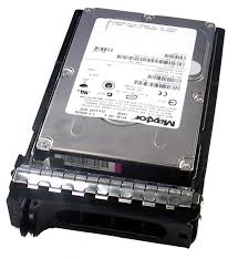 0N4715 Dell 146GB 80 Pin SCSI Hard Drive