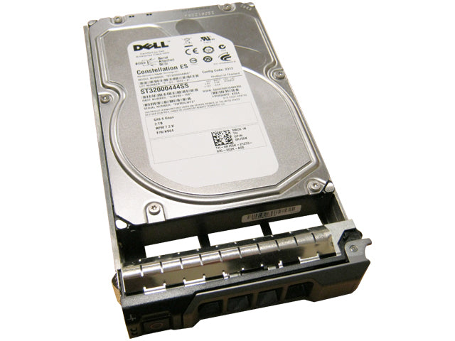 R755K Dell 2TB 7200RPM SAS Hard Drive
