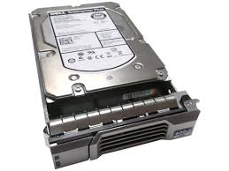 W347K Dell 600GB 7200RPM SAS Hard Drive