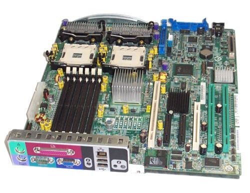 HJ161 Dell PowerEdge 1800 Motherboard