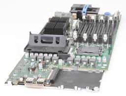 CN-0P010H Dell PowerEdge M600 Motherboard