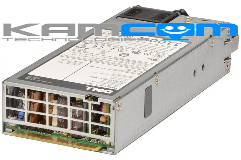 CN-0CC6WF Dell PowerEdge R720 Power Supply
