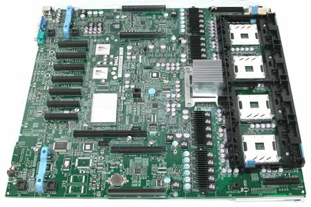 CN-0C764H Dell PowerEdge R900 Server Motherboard
