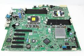 0H19HD Dell PowerEdge T410 Motherboard