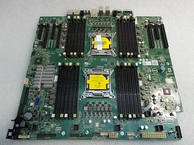 CN-0658N7 Dell PowerEdge T620 Motherboard