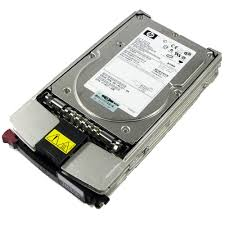 BD14687B52 HP 146GB 80Pin SCSI Hard Drive