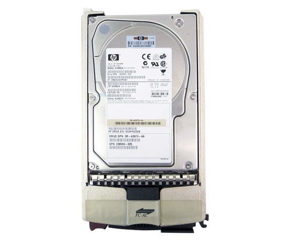 300590-001 HP 146GB Fiber Channel Hard Drive