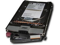 344971-001 HP 146GB Fiber Channel Hard Drive