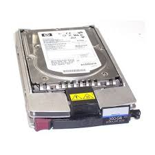 3R-A6405-AA HP 300GB 80Pin SCSI Hard Drive
