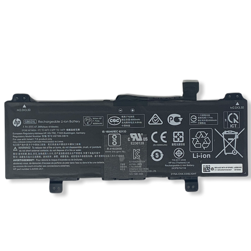 L42583-002 HP Chromebook 11 G7 EE Battery