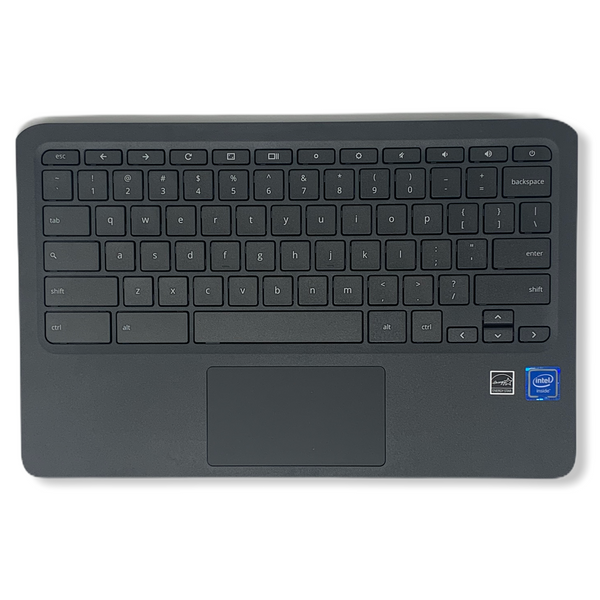 L52573-001 HP Chromebook 11 G7 EE Top Cover/Keyboard