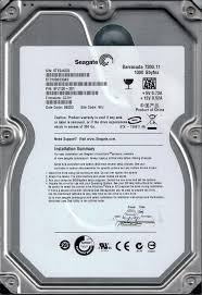 ST31000333AS Seagate 1TB 7200RPM SATA Hard Drive