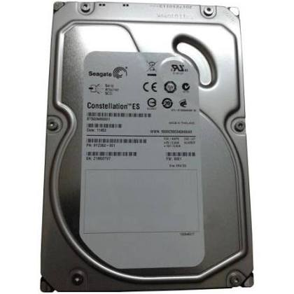 ST500NM0001 Seagate 500GB 7200RPM SAS Hard Drive