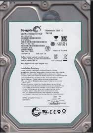 ST3750525AS Seagate 750GB 7200RPM SATA Hard Drive