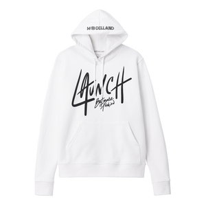 Launch, But Make It Fashion hoodie