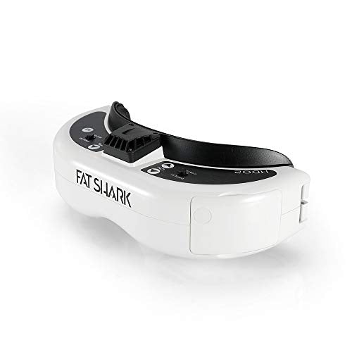 FANCYWING Fat Shark Dominator HDO2 FPV Goggles FSV1123 Fatshark Headset with 1280x960 OLED Video Glass - wiihuu
