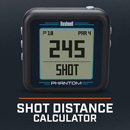Bushnell Phantom Golf GPS, Black - wiihuu