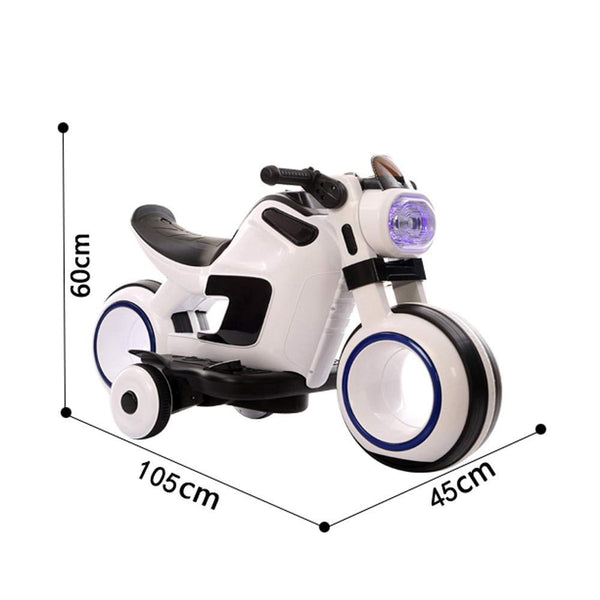 MUzoo Baby Toy Battery car Children's Gifts Children's Toys Educational Toys Children's Children Electric car Motorcycle Remote Control car Remote Control Cars Super Large tricycles 2-8 Years Old - wiihuu