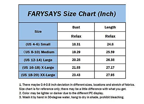 FARYSAYS Women's Summer Sleeveless Shirt V Neck Casual Loose Drape Wrap Tank Tops Blouse Apricot XX-Large - wiihuu