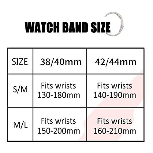IYOU Sport Band Compatible with Watch Band 38MM 42MM 40MM 44MM, Soft Silicone Replacement Sport Strap Compatible with 2018 Watch Series 5/4/3/2/1(Antique White,38MM, S/M) - wiihuu