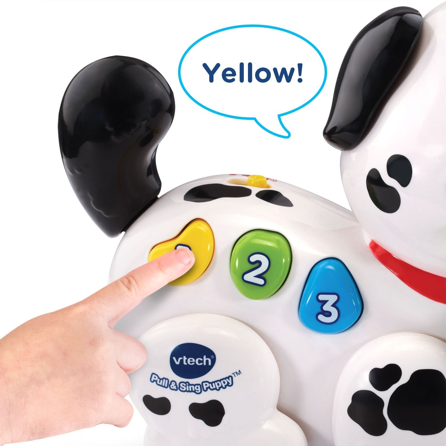 VTech Pull and Sing Puppy - wiihuu