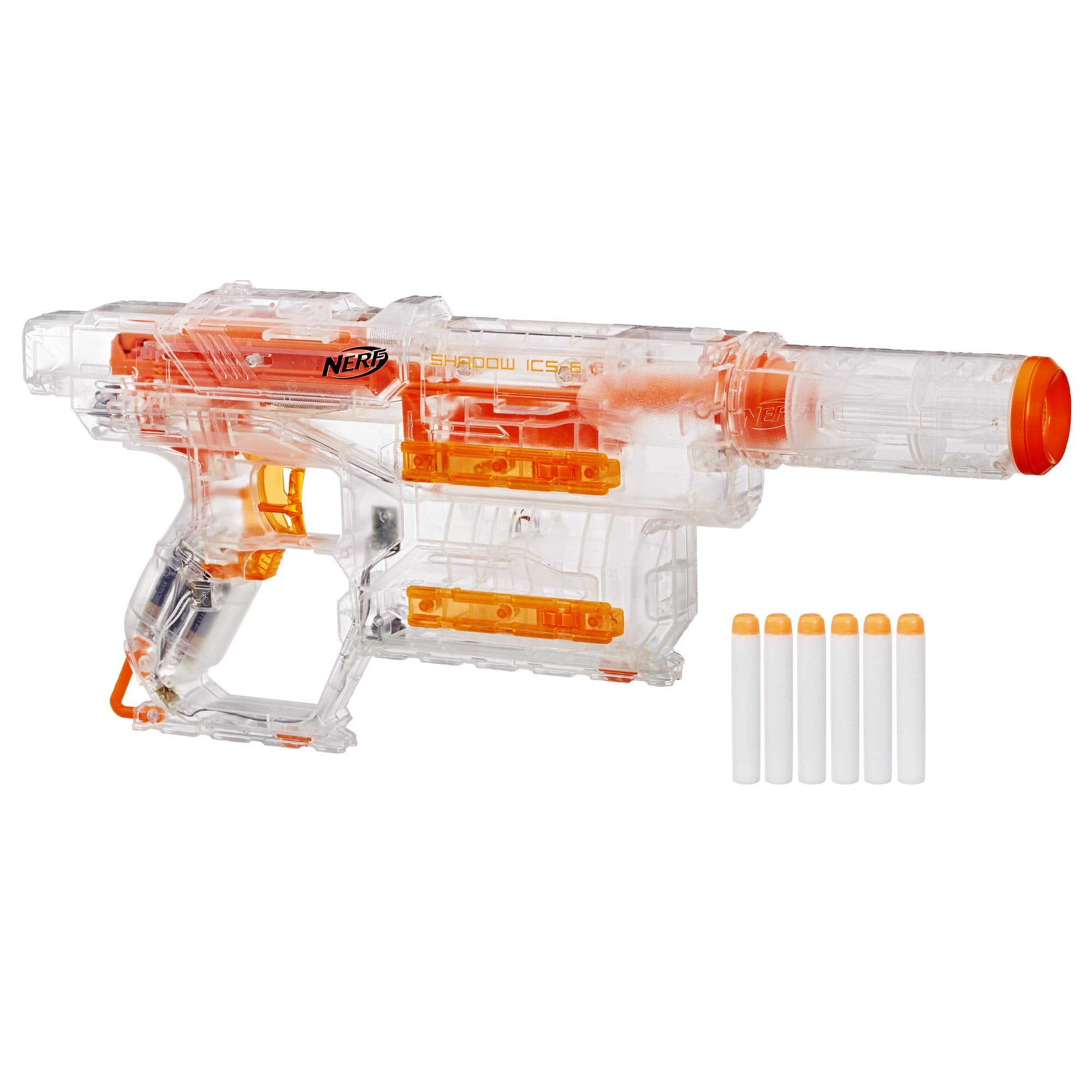 NERF Modulus Ghost Ops Shadow ICS-6 - wiihuu