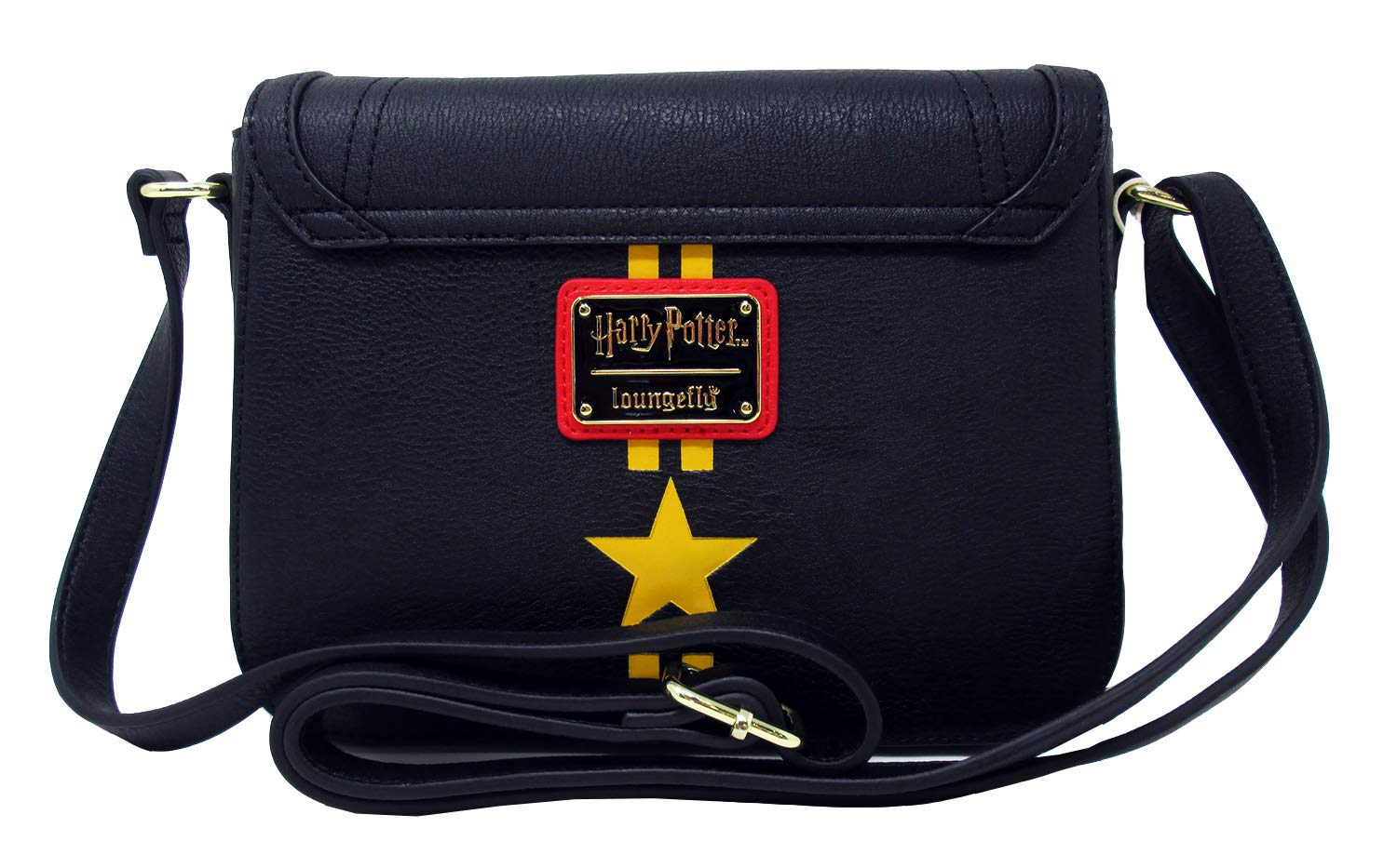 Loungefly x Harry Potter Triwizard Tournament Crossbody (One Size, Multicolored) - wiihuu