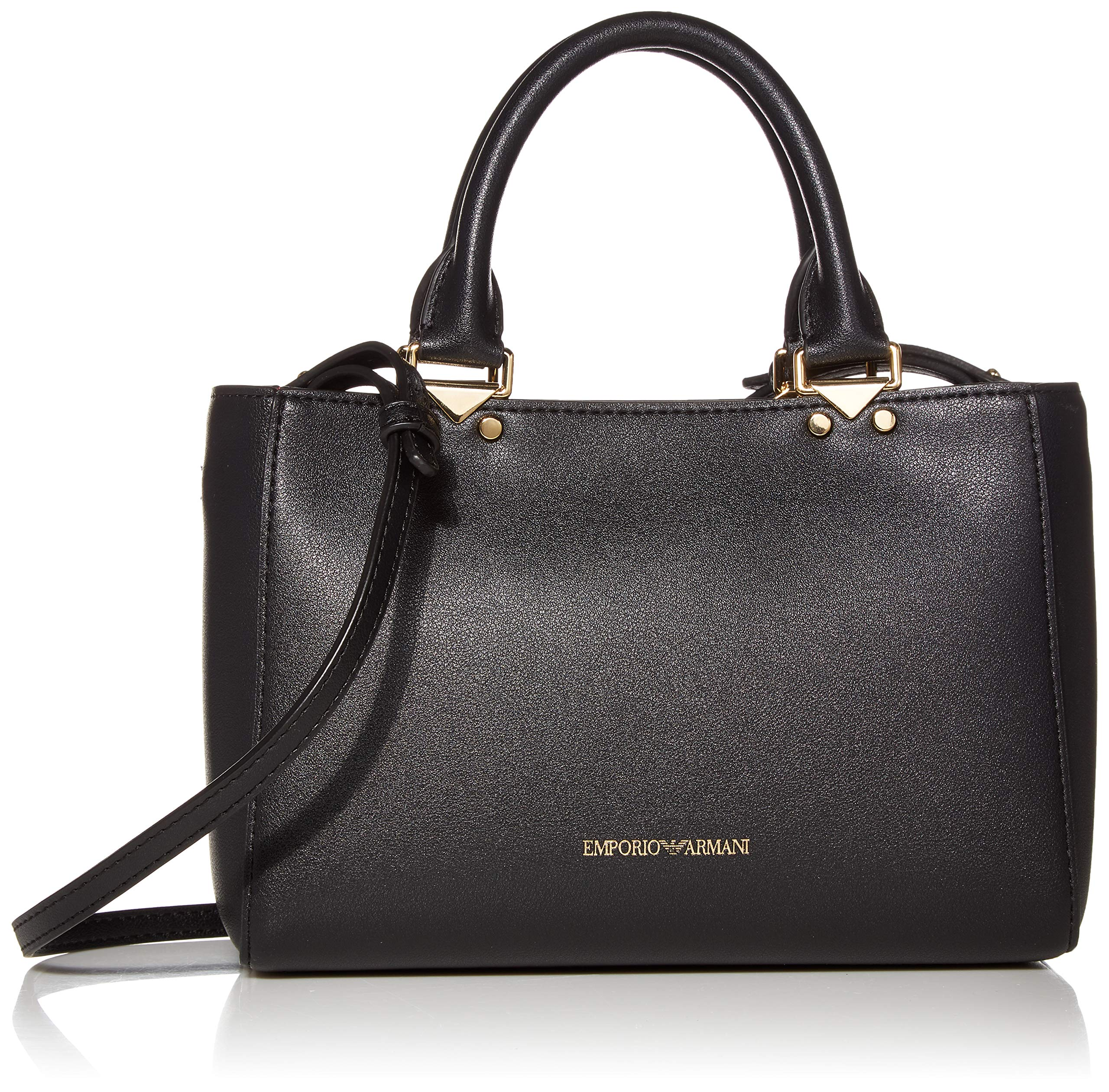 Emporio Armani Designer Small Top Handle Hand Bag - wiihuu