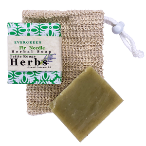 Evergreen Fir Needle Herbal Soap