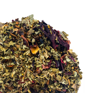 Cinnamon Orange Herbal Tea