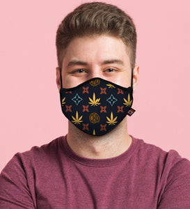"CBD PATTERN<br><FONT SIZE=""3"">FITTED MASK</FONT>"