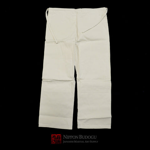 Judo Unbleached Pants