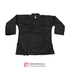 Yamato Sakura Black Heavy Weight Karate Uniform
