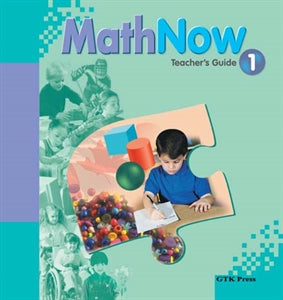 Math Now Grade 1 Teacher's Guide