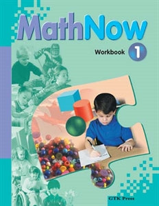Math Now Grade 1 Work Book