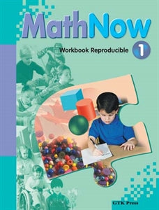 Math Now Grade 1 Work Book Reproducible
