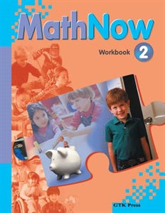 Math Now Grade 2 Work Book