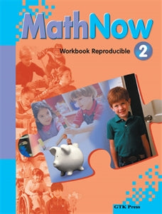 Math Now Grade 2 Work Book Reproducible