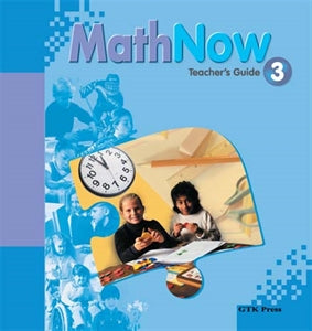 Math Now Grade 3 Teacher's Guide