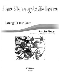 Energy in Our Lives BLM