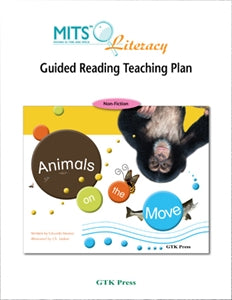 Animals on the Move - teaching plan