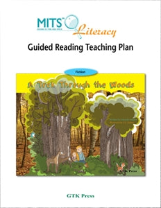 A Trek Through the Woods - teaching plan