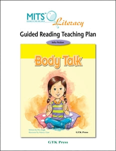 Body Talk - teaching plan